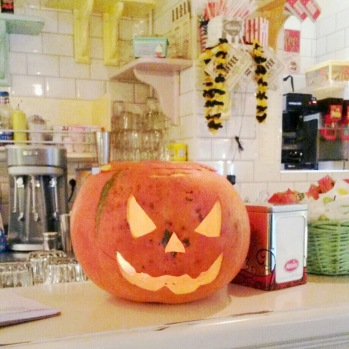 Halloween alla White Bakery!